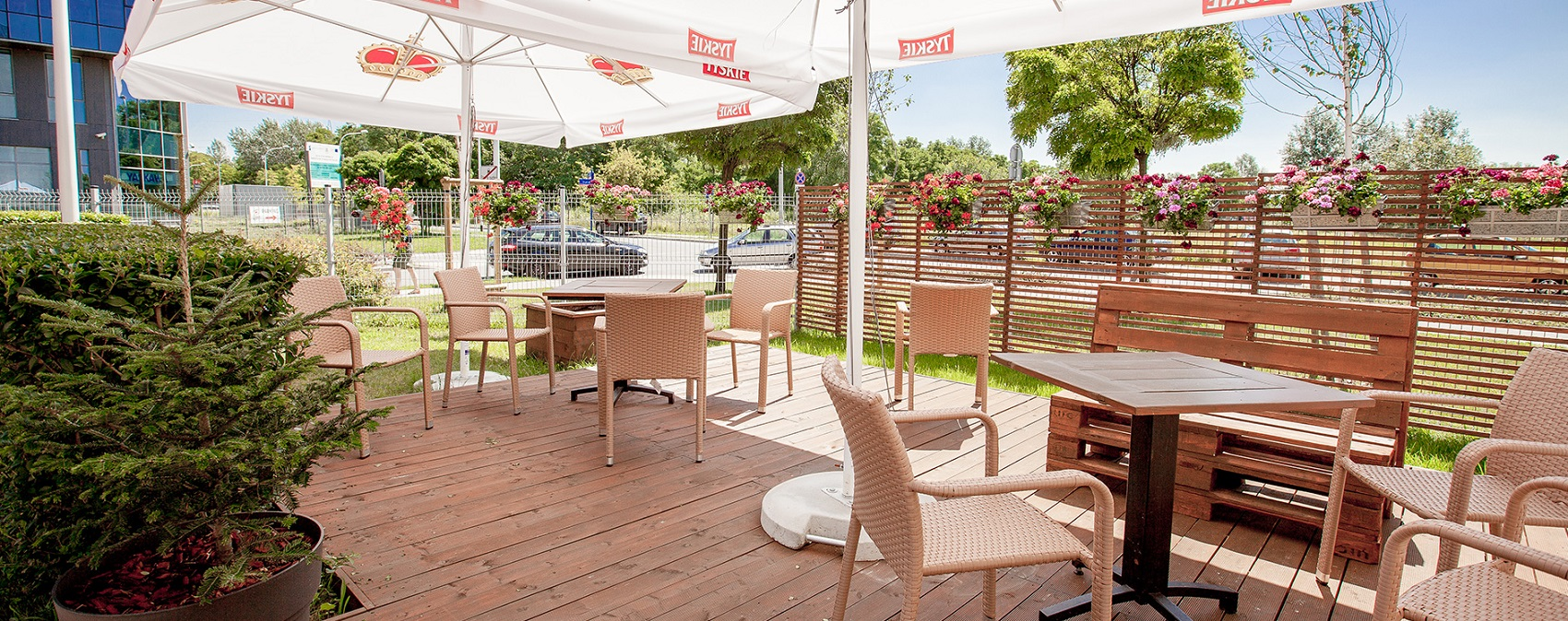 Restauracja Atmosfera Park Hotel Diament Wrocław