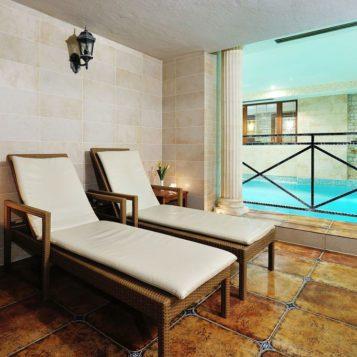 Spa & Wellness W Hotelach Diament