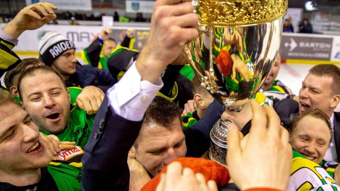 Turniej Finałowy Pucharu Polski W Hokeju Na Lodzie!