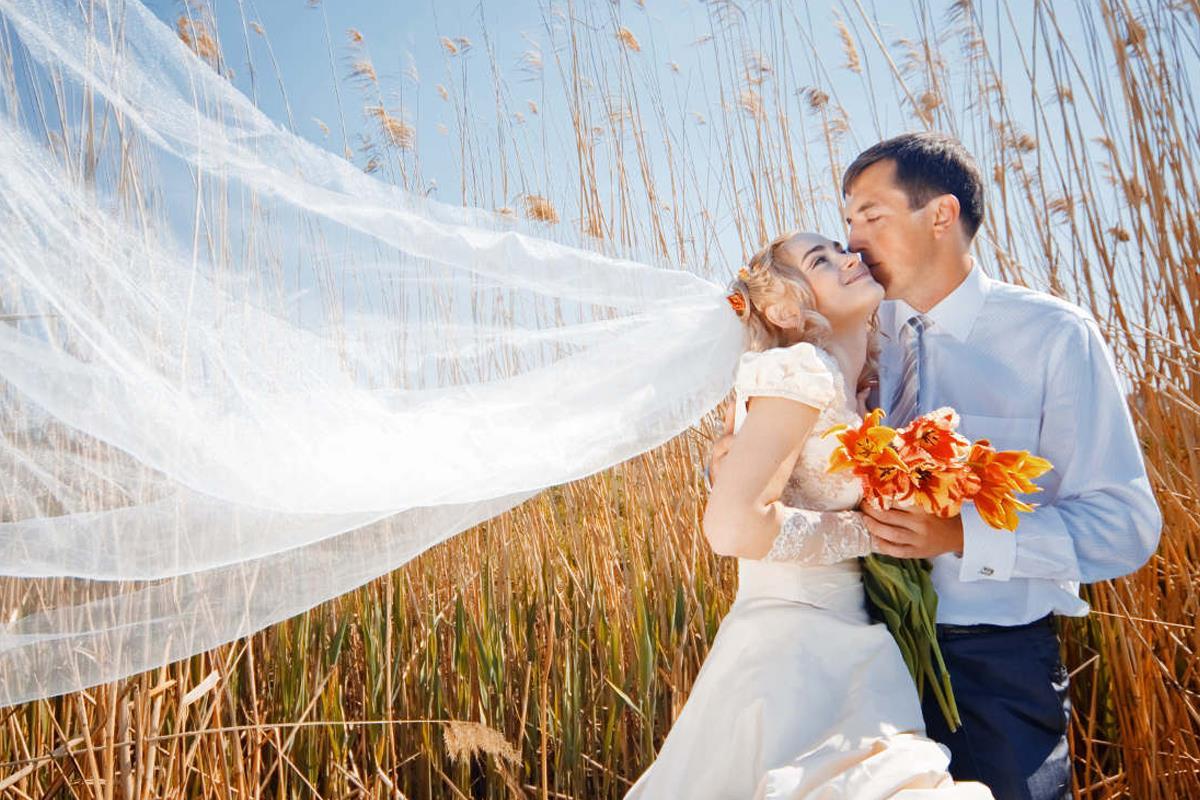 Para Młoda na weselu w Hotelach Diament