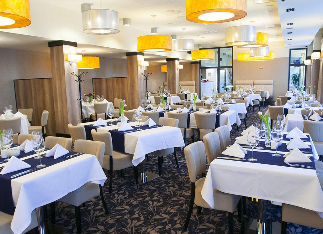 Restauracja Atmosfera Park Hotel Diament Zabrze