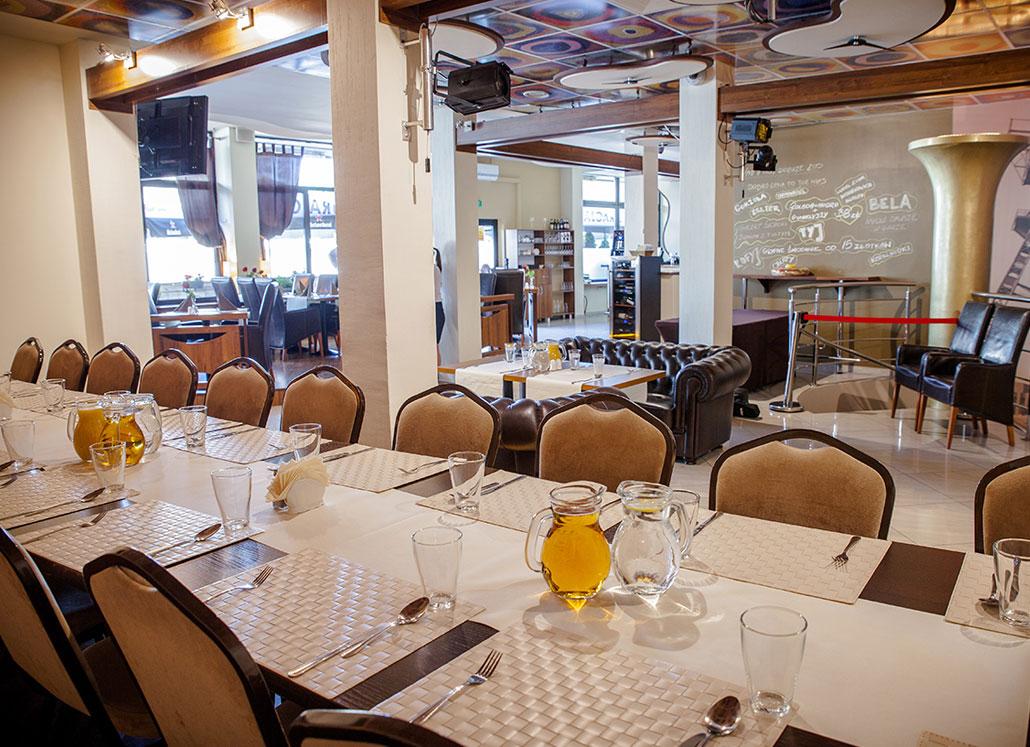 Restauracja Śląska Spodek Katowice
